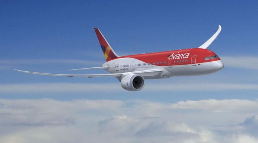 avianca, boeing 787, dreamliner