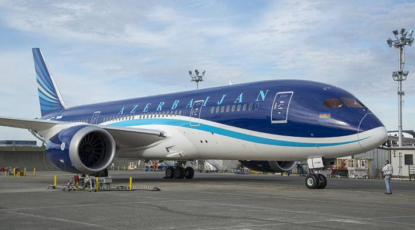 Azerbaijan Airlines Boeing 787