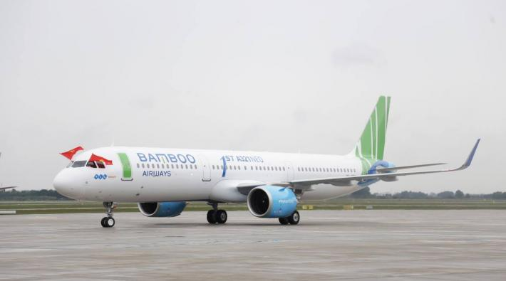 Bamboo Airways A321neo