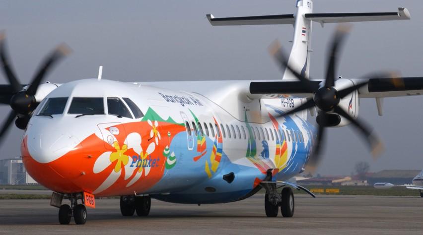 Bangkok Airways ATR