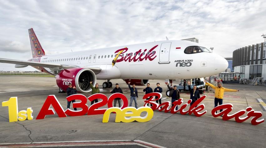 Batik Air A320neo