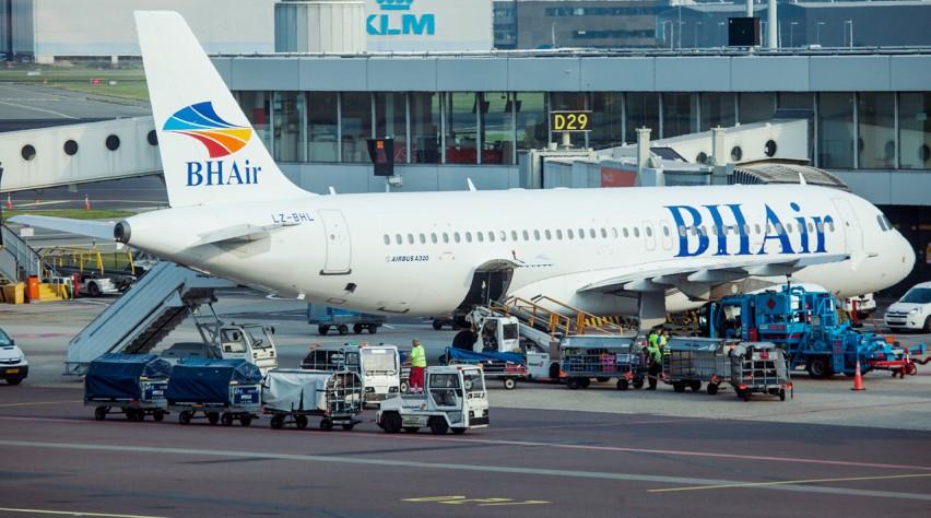 BH Air A320
