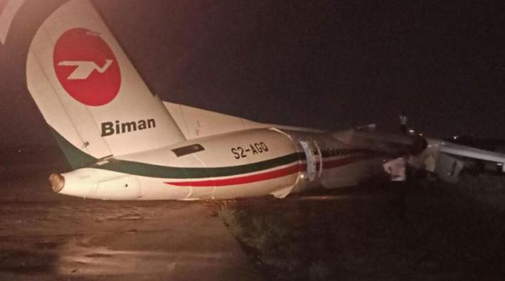 Biman Q400 crash