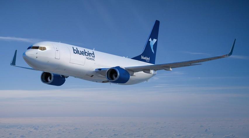 Bluebird Nordic 737-800