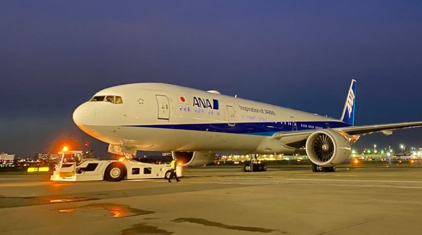 Boeing 777 All Nippon Airways