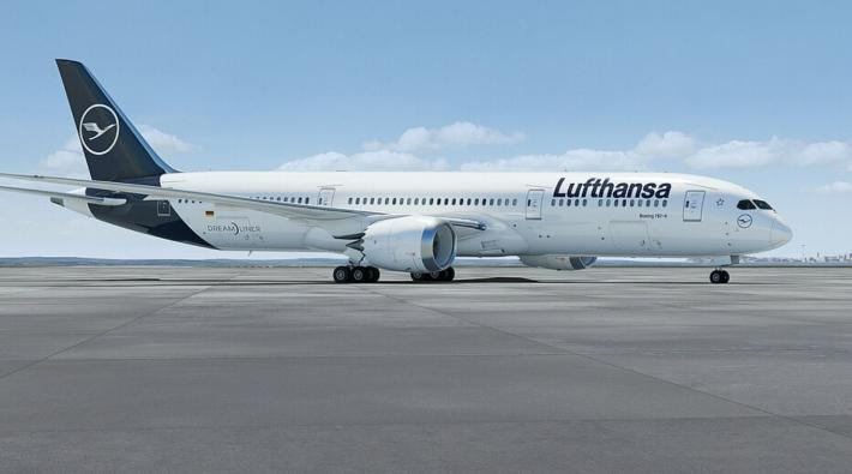 Lufthansa 787