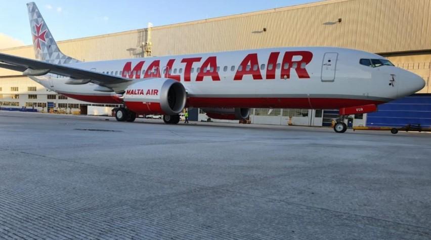 Malta Air MAX 8200