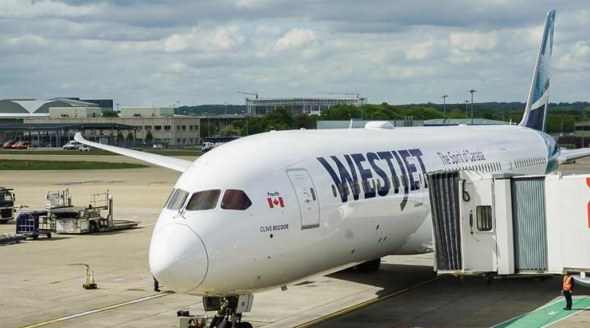 WestJet Boeing 787-9