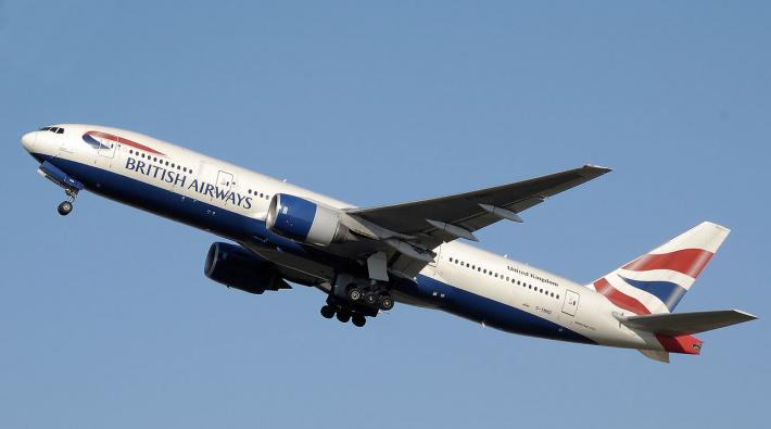 British Airways Boeing 777-200