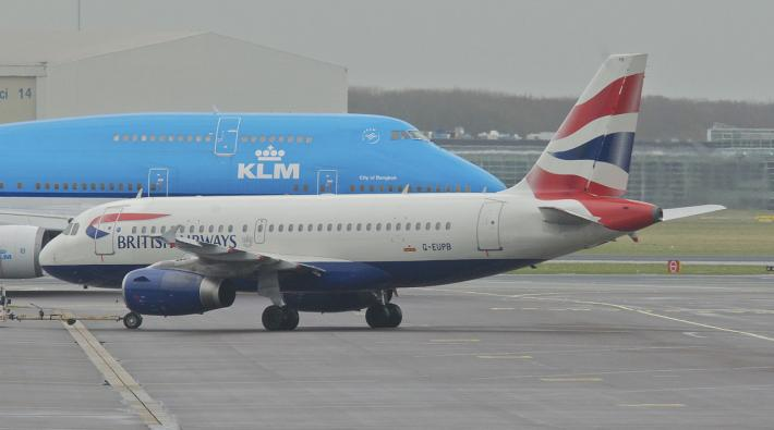 British Airways KLM