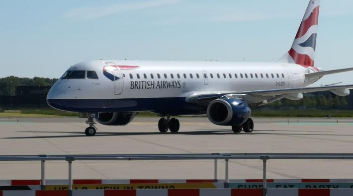 British Airways Embraer CityFlyer