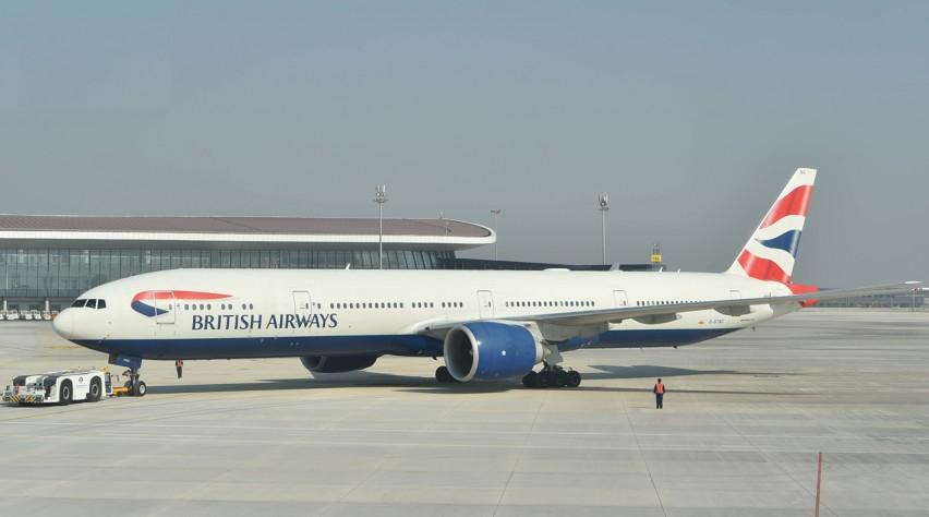 British Airways Daxing