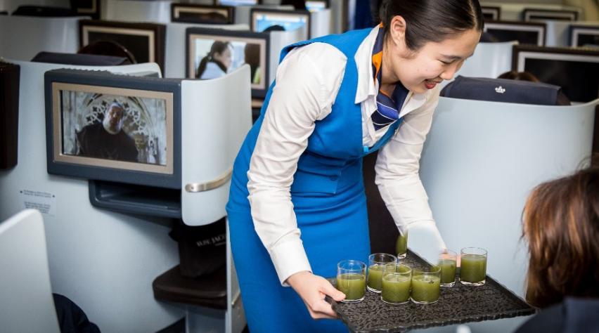 KLM cabinepersoneel
