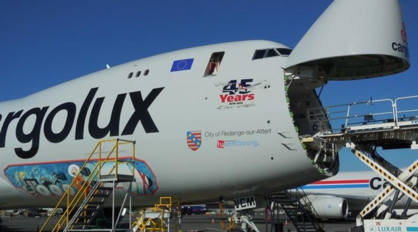 boeing 747-8, freighter, cargolux