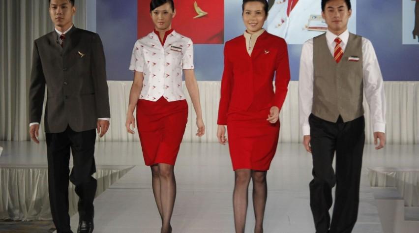 Cathay Pacific crew