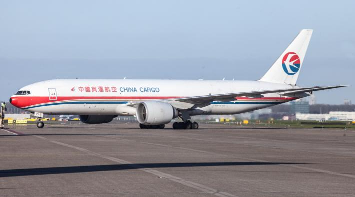 China Cargo Airlines 777F