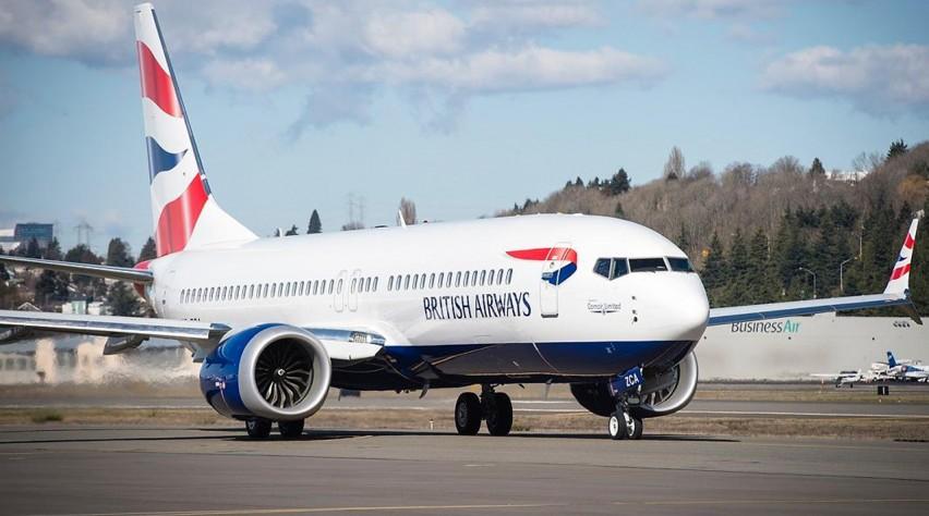 Comair British Airways Boeing 737 (c) Boeing