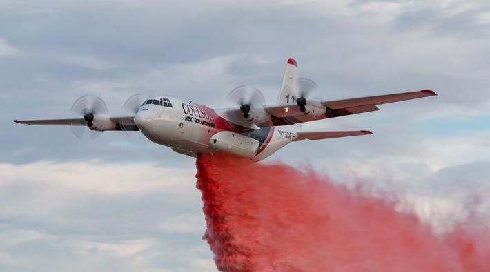 Coulson Aviation C-130
