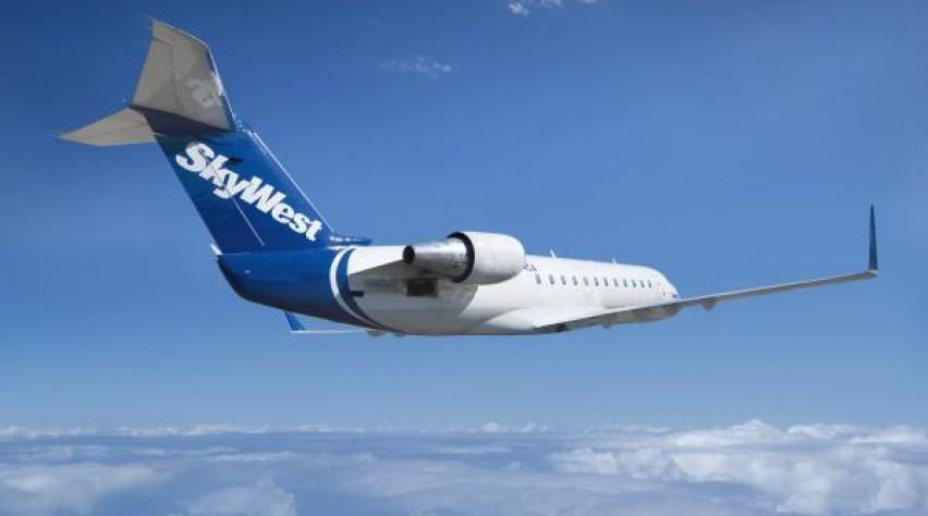 SkyWest CRJ