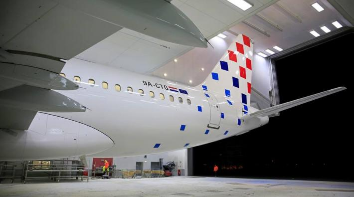 Croatia Airlines new