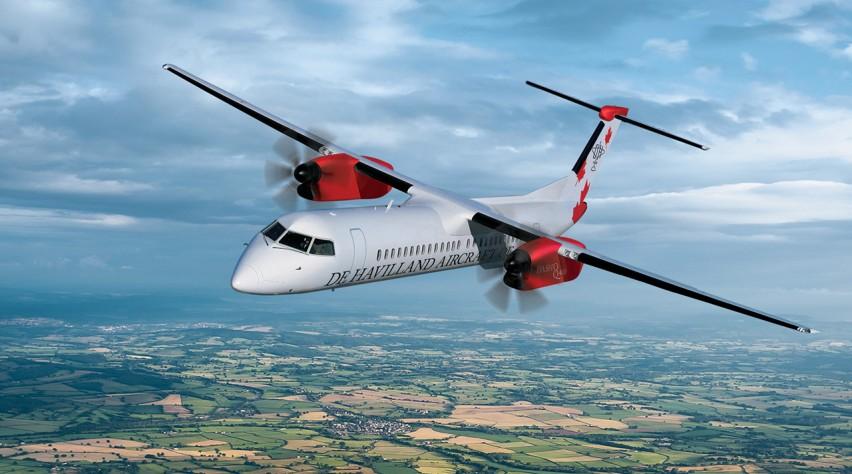 De Havilland Canada Q400