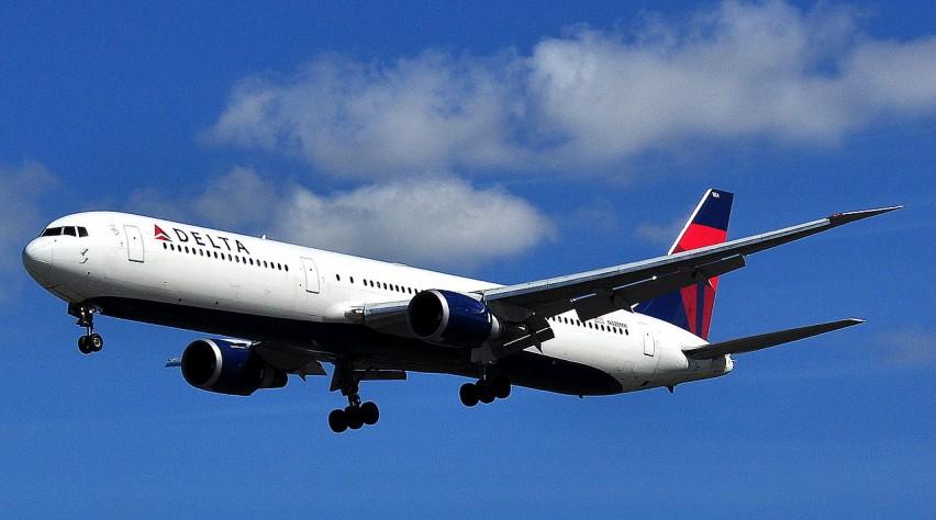 Delta Boeing 767-400