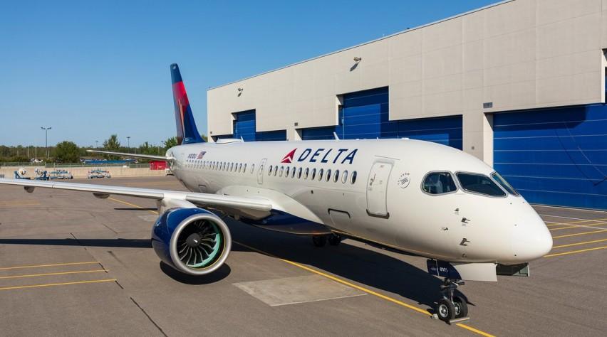 Delta Air Lines A220
