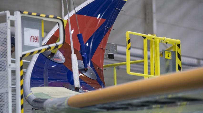 Delta Air Lines Airbus A350