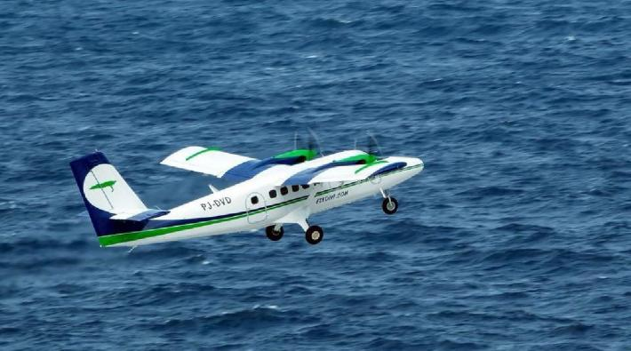 Divi Divi Air Twin Otter