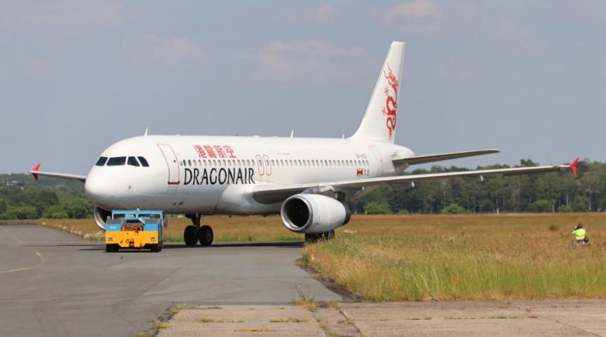Dragonair A320