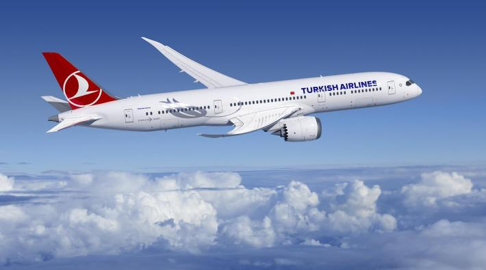 Turkish Airlines Boeing 787