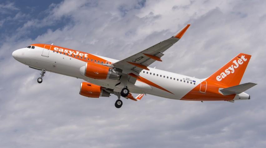 easyJet Airbus A320