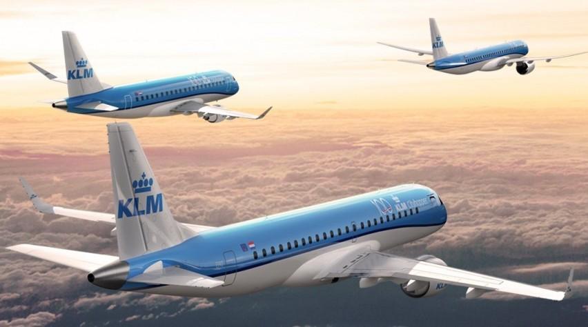 Embraer E2 KLM Cityhopper