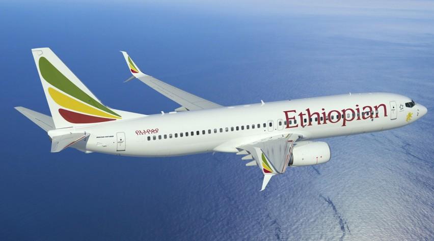 Ethiopian Boeing 737-800