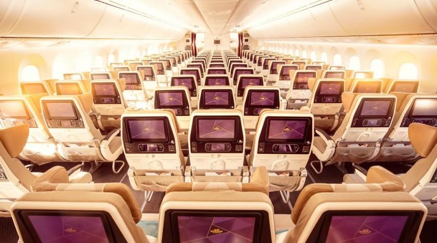 Etihad Boeing 787