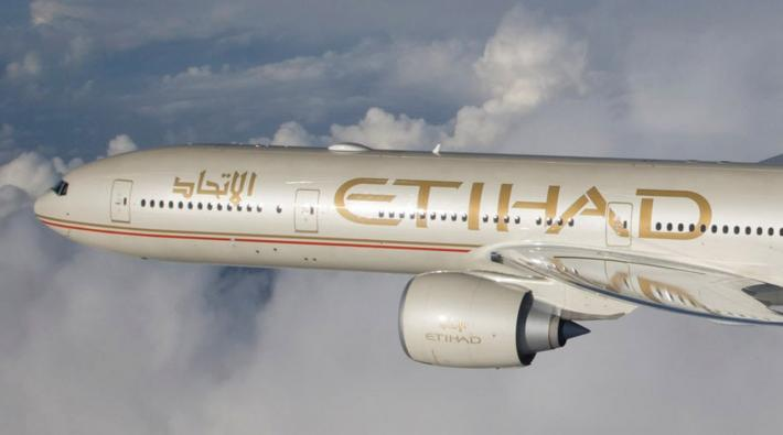 Etihad Airways Boeing 777-300ER