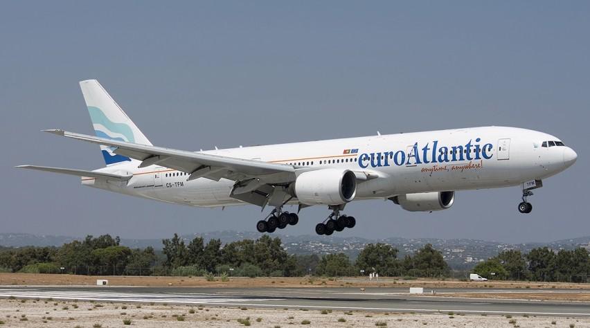 EuroAtlantic 777-200ER