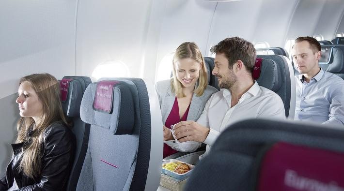 Eurowings cabine