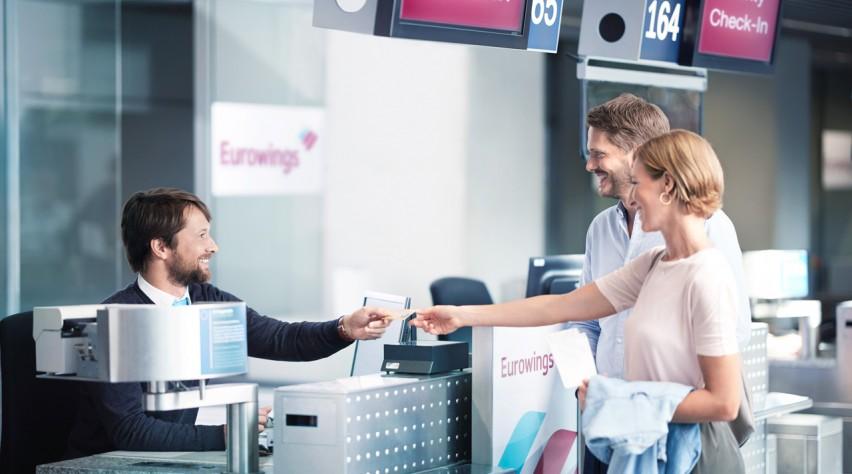 Eurowings checkin