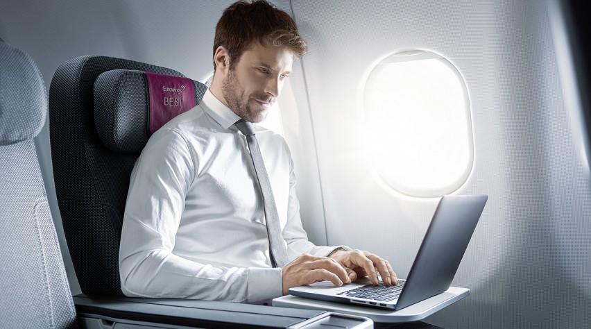 Eurowings laptop