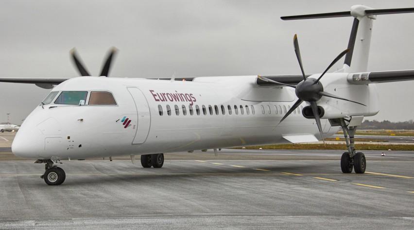 Eurowings Q400