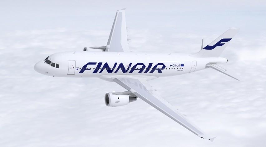 Finnair Airbus A319