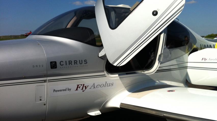 Fly Aeolus