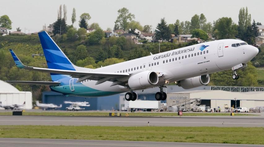 Garuda 737-800