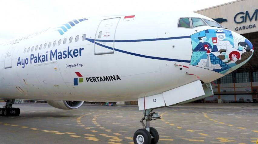 Garuda 777 masker