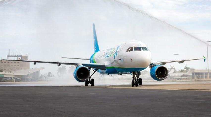 GlobalX A320