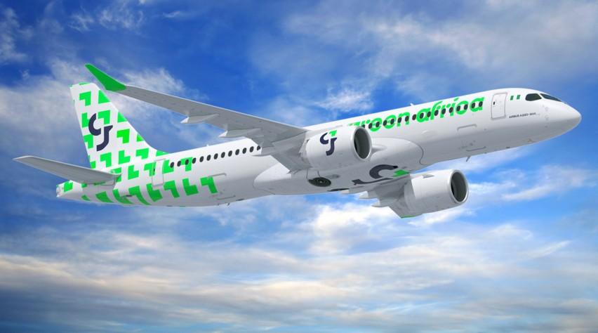 Green Africa Airways A220