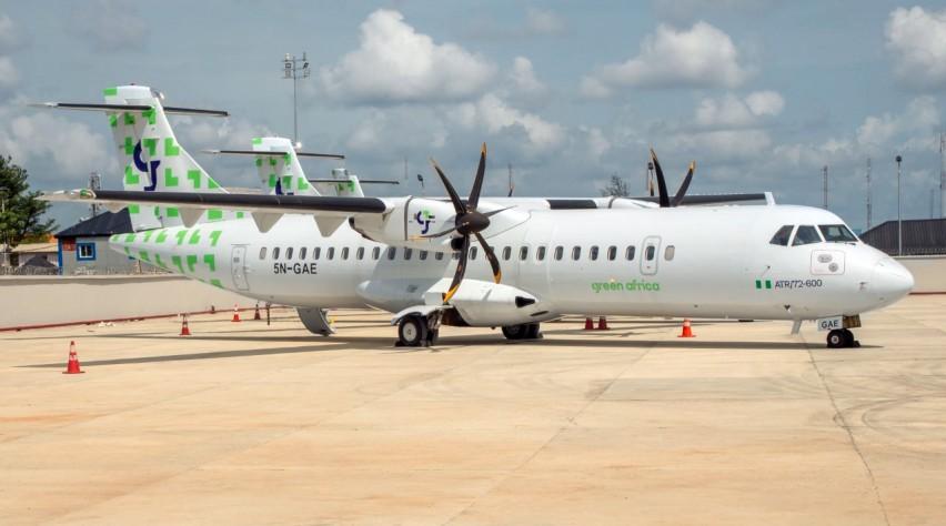 Green Africa Airways ATR