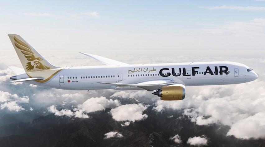Gulf Air Boeing 787-9