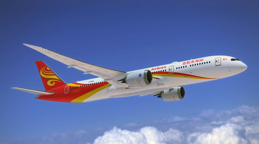 Hainan Airlines Boeing 787 Dreamliner